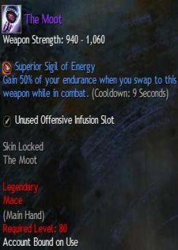 Cheap Guild War 2 Legendary Weapons The Moot