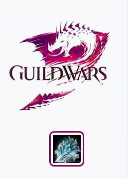 Cheap Guild War 2 Hot Sell Items Glacial Shield Skin