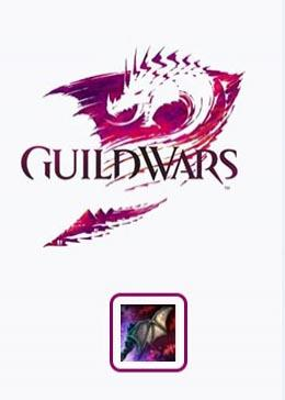 Cheap Guild War 2 Hot Sell Items Chiroptophobia Greatsword Skin