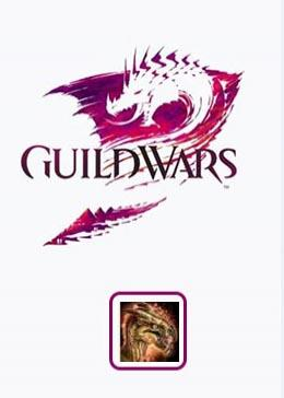 Cheap Guild War 2 Mini Pet Mini Gold Raptor Hatchling