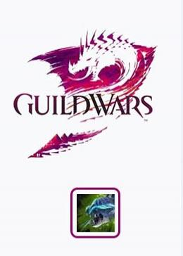Cheap Guild War 2 Mini Pet Mini Frost Hydra Head