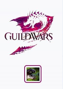 Cheap Guild War 2 Mini Pet Mini Fire Hydra Head