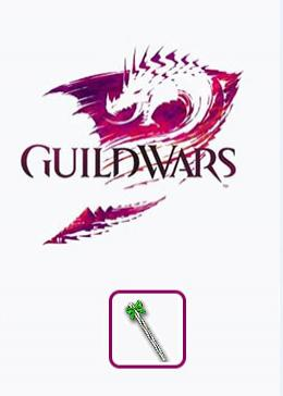 Cheap Guild Wars Wintergreen Weapons Wintergreen Wand