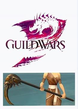 Cheap Guild Wars Demon Tongue Scythe Demon Tongue Scythe(Req 12)