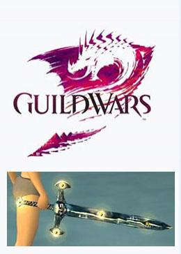 Cheap Guild Wars Zodiac Sword Zodiac Sword(Req 10)