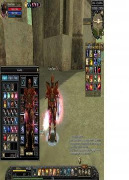 Cheap Silkroad-R Palmyra ZB10067  lvl 82 warrior warlock with good 9d items