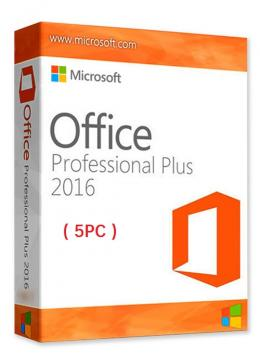 Cheap Software  Office2016 Professional Plus Retail Edition CD Key Global