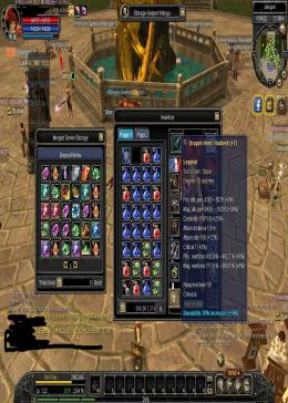 Cheap Silkroad Online Aether ZB10097 LVL 122 SPEAR NUKER SPEAR LEGEND D13 + 7 SET D12 D13 LEGEND ACSS SET D12 FULL LEGEND + AVATAR