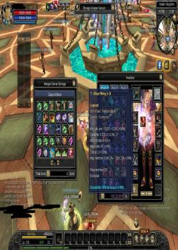 Cheap Silkroad Online Aether ZB10099 wizzard ff max honor buff acadmey full staff d14+ 3 set legend d13 + 5 + 2 avatars