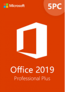 Cheap Software  Office2019 Professional Plus CD Key Global(5PC)