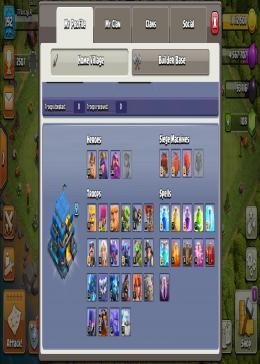 Cheap Clash of Clans Global ZB10133 Clash of Clans TH 12 account