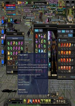 Cheap Silkroad Online Eris ZB10155 SPEAR NUKER LVL 97 FF MAX VIP yellow  + devil + premium plus have 25 day spear  sos + 7