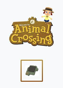Cheap Animal Crossing Basic materials rusted part*100