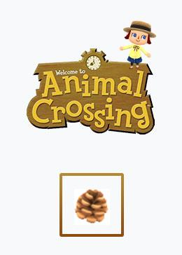 Cheap Animal Crossing Basic materials pine cone*300