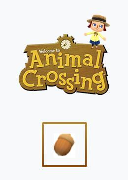 Cheap Animal Crossing Basic materials acorn*300