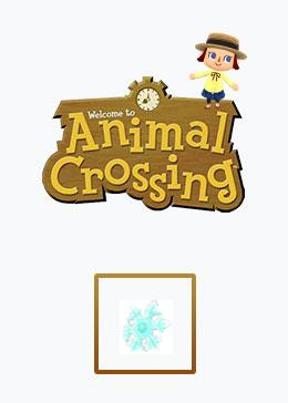 Cheap Animal Crossing Basic materials snowflake*100