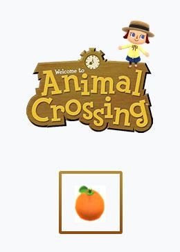 Cheap Animal Crossing Basic materials orange*100