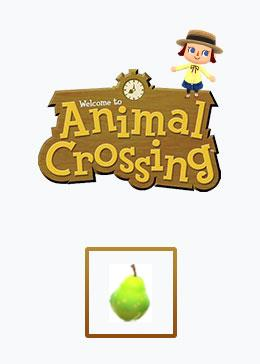 Cheap Animal Crossing Basic materials pear*100