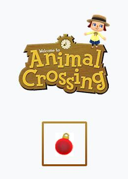 Cheap Animal Crossing Basic materials red ornament*300