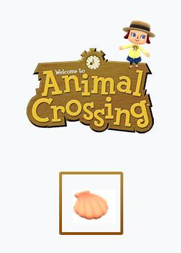 Cheap Animal Crossing Basic materials sand dollar*100