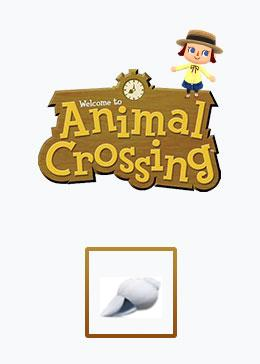 Cheap Animal Crossing Basic materials conch*100