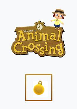 Cheap Animal Crossing Basic materials gold ornament*300