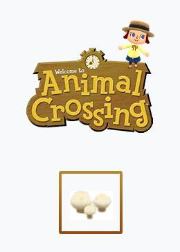 Cheap Animal Crossing Basic materials round mushroom*100