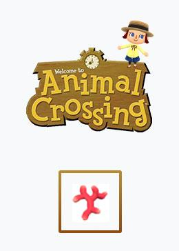 Cheap Animal Crossing Basic materials coral*100