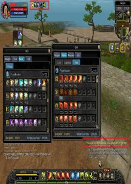Cheap Silkroad Online Eris ZB10159 LVL 100 NUKER FORCE FF MAX ACCOUNT CLEEN HAVE VIP BUFF BLUE