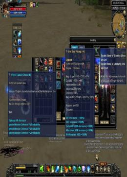 Cheap Silkroad Online Eris ZB10165 wizzard lvl 109 ff max full set des +7 + staff d12  + 4 legend  + devil+ avtar + vip buff
