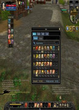 Cheap Silkroad Online Aether ZB10185 warrior/ cleric ff max lvl 131 account cleen