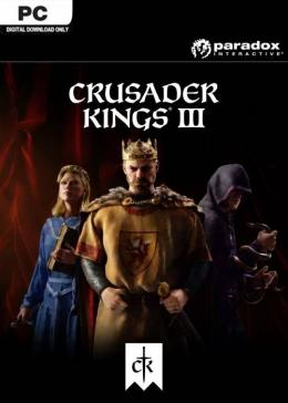Cheap Steam Games Crusader Kings III Steam CD Key EU