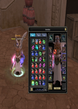 Cheap Silkroad Online Minerva ZB10233 lvl 122 warrior/cleric 1,86 mil SP left