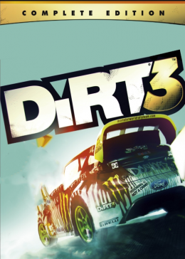 Cheap PC Games DiRT 3 Complete Edition Steam CD Key