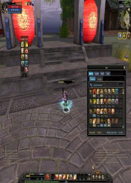 Cheap Silkroad Online Aether ZB10255 WARRIRO/BARD LVL 126 FF MAX  SET D13 RARE  + AVATR + FELLOW