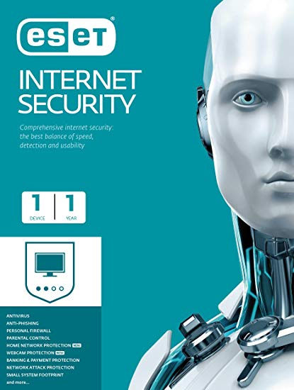 Cheap Software  ESET Internet Security 1 Device 1 Year Key Global