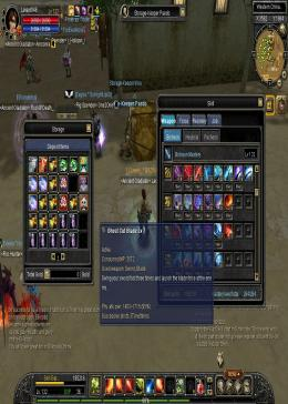 Cheap Silkroad Online Feronia ZB10315 WTS 132 S/S NUKER CHINAFF MAX HAVE ZERKS  AND 3 ITEMS D13 LEGEND