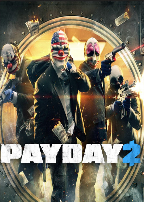 Cheap Steam Games  Payday 2 Steam CD-Key