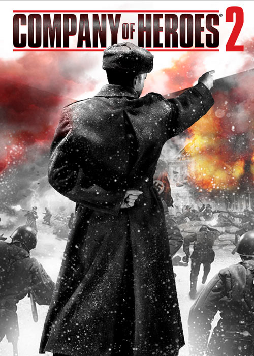Cheap Steam Games  Company Of Heroes 2 Steam CD Key
