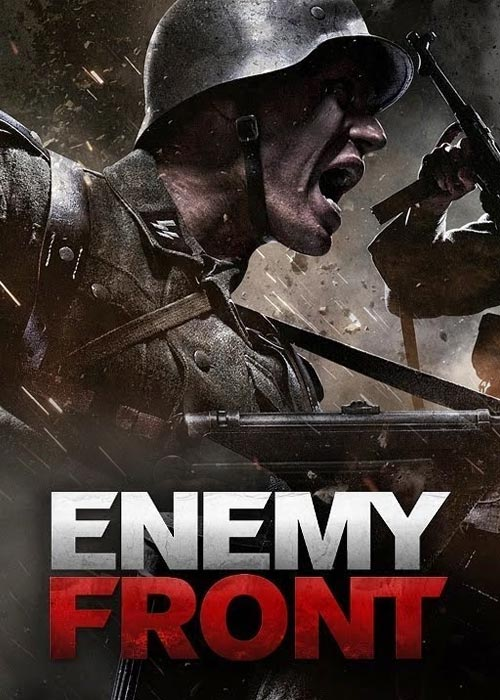 Cheap Steam Games  Enemy Front Steam CD Key