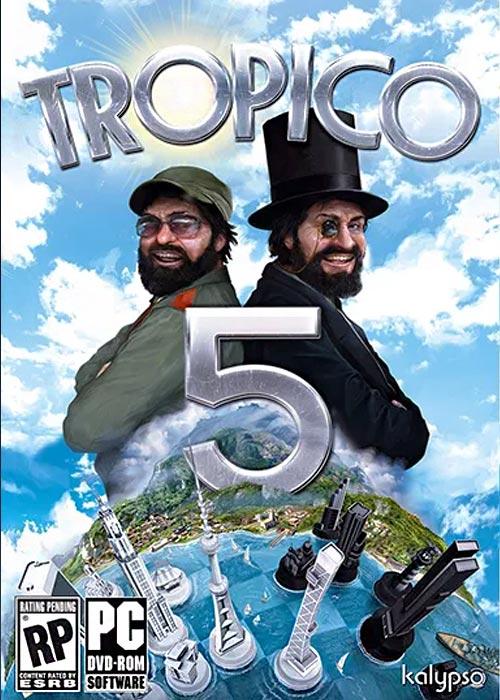 Cheap Steam Games  Tropico 5 Steam CD Key