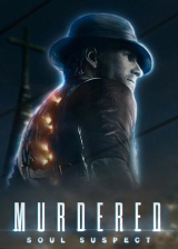 Cheap Steam Games  Murdered Soul Suspect Steam CD-Key