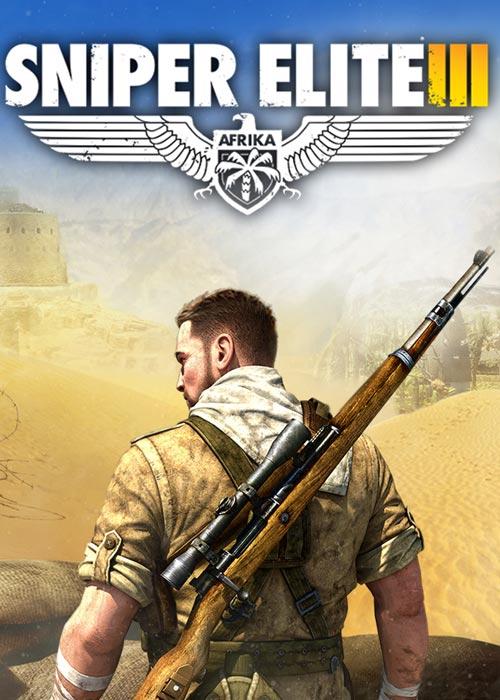Cheap Steam Games  sniper Elite 3 Steam CD Key