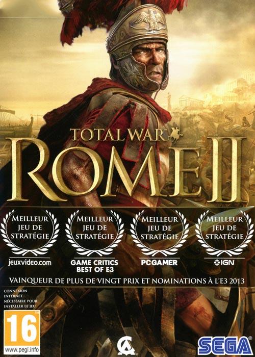 Cheap Steam Games  Total War Rome II Steam CD Key