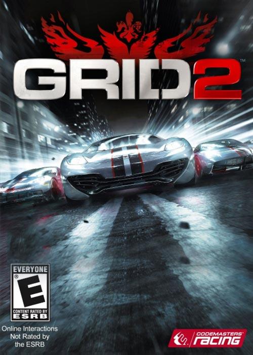 Cheap Steam Games  Grid 2 Steam CD-Key