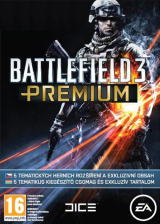 Cheap Origin Games  Battlefield 3 Premium DLC Origin CD Key