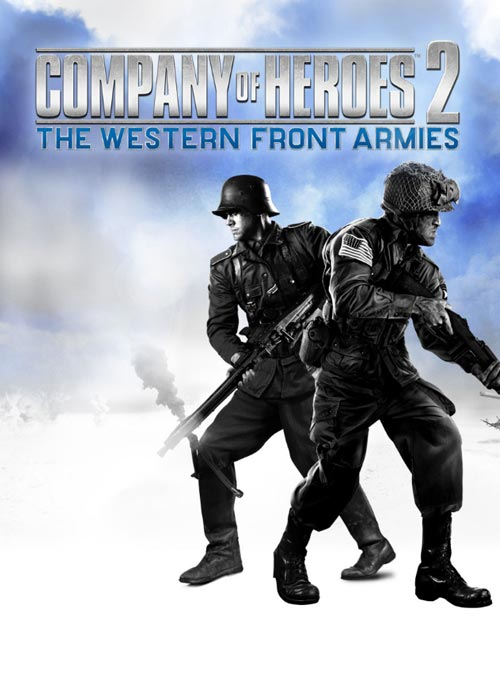 Cheap Steam Games  Company of Heroes 2:The Western Front Armies DLC Steam CD Key