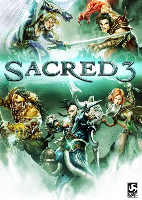 Cheap Steam Games  sacred 3 Steam CD Key