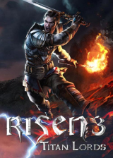Cheap Steam Games  Risen 3 Titan Lords Steam CD Key