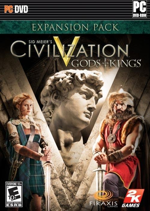 Cheap Steam Games   Civilization V Gods and Kings DLC Steam CD Key